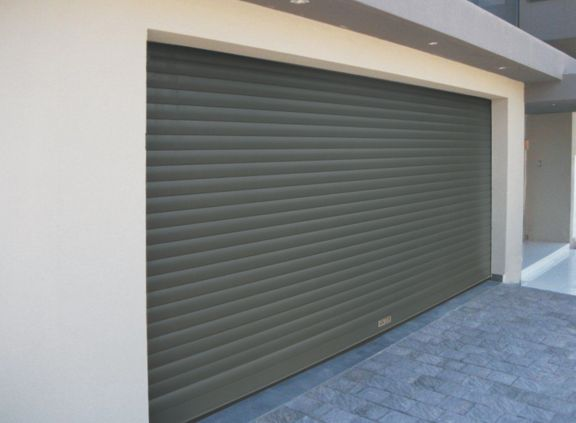 Fire Proof  Rolling Shutters