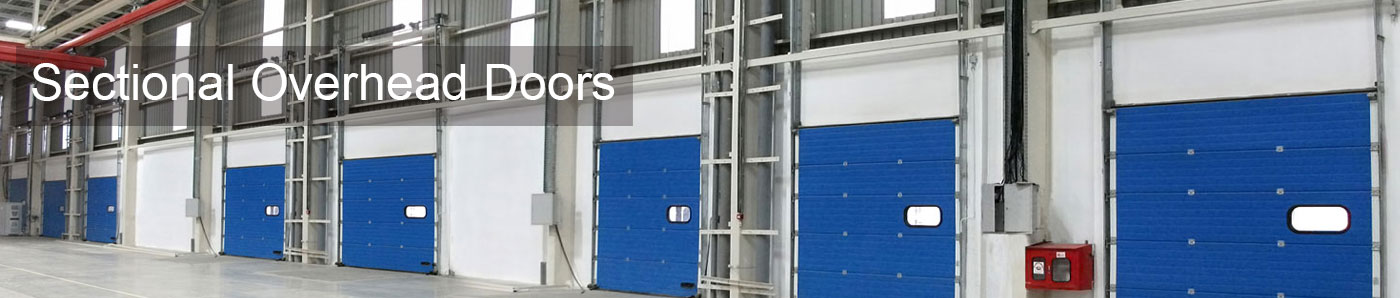 Overhead Sectional Doors