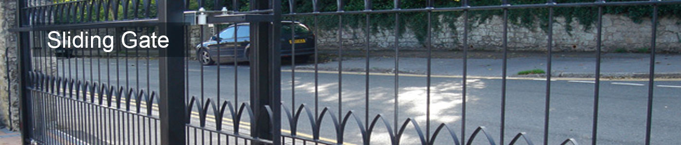 Automatic Sliding Gates Manufacturers & Suppliers
